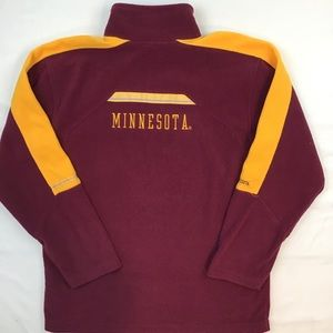 Nike Minnesota fleece quarter zip